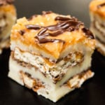 Samoa Girl Scout Cookie Fudge Recipe