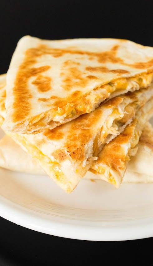Taco Bell Quesadilla Recipe - Copycat Recipes