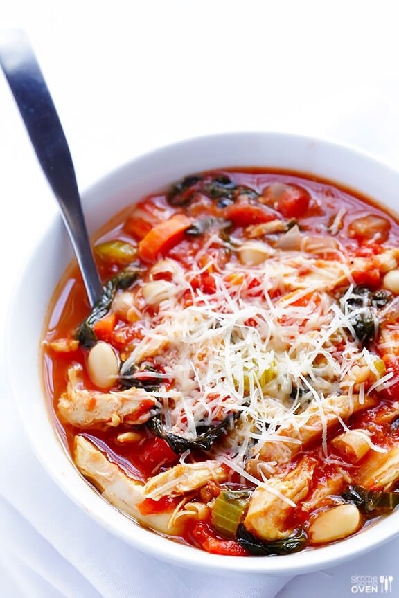Tomato Basil Chicken Stew - Chicken Dinner Recipes You Can Make in 30 Minutes or Less