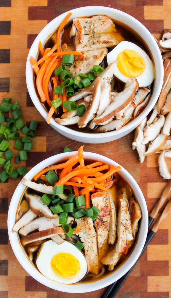 30 Minute Low Carb Chicken Ramen Recipe - 30 Minute Chicken Recipes
