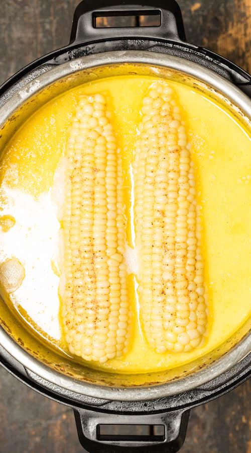 Instant Pot Milk & Honey Corn Recipe