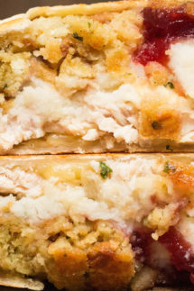 Thanksgiving Leftovers Crunchwrap Supreme
