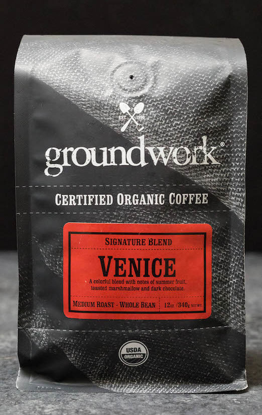 What coffee beans should I buy? Groundworks Venice