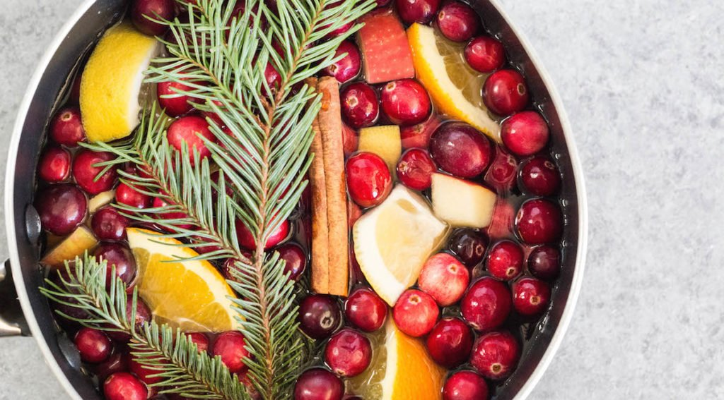 Christmas Potpourri Recipe