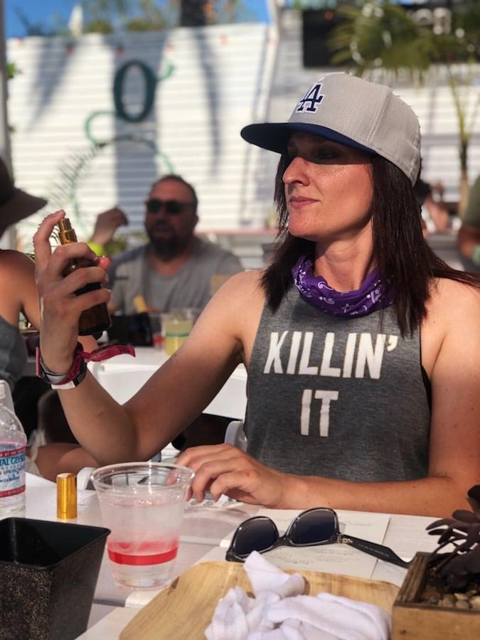 Coachella Gwen Pop Up