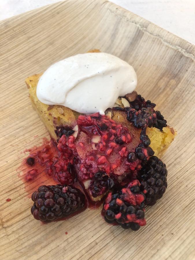 Gwen - Coachella Restaurant Pop-Up - Dessert