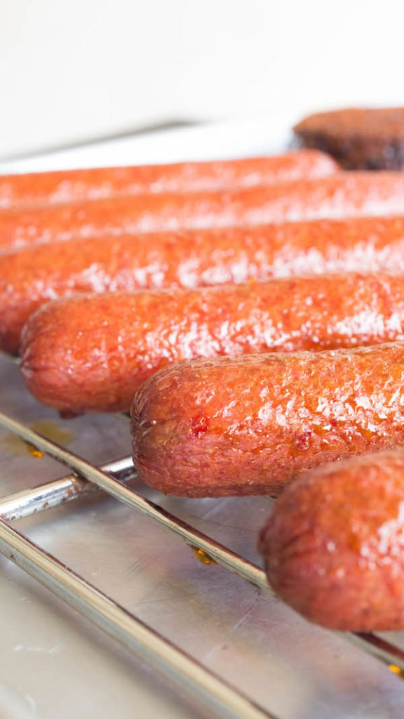 Smoked Hot Dogs Recipe