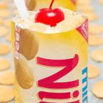 Walking Banana Pudding Recipe - Banana Pudding in Mini Nilla Wafer Bags