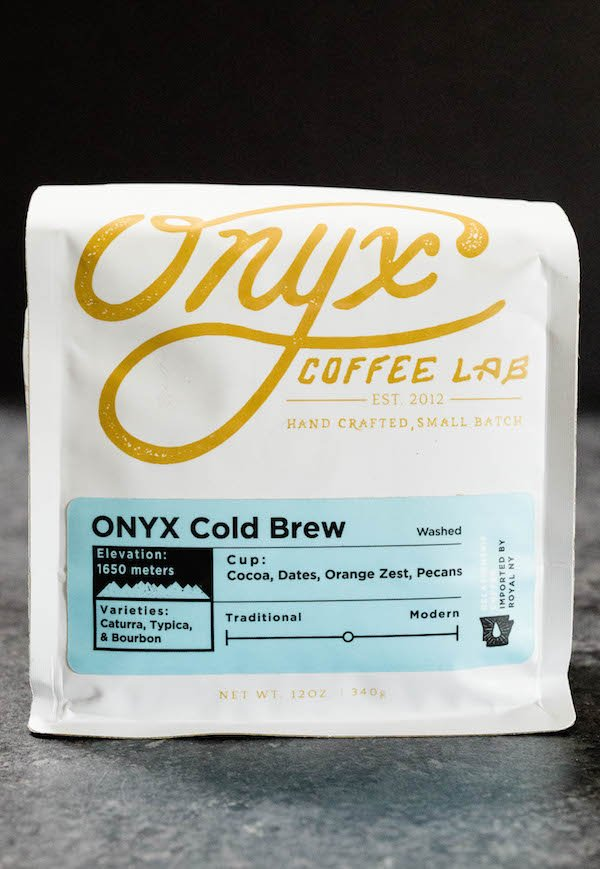 Best coffee beans - Onyx Cold Brew