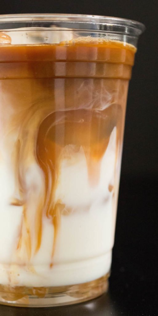 How To Make Starbucks Iced Caramel Macchiato