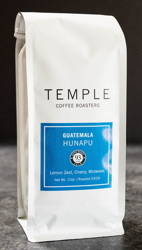 Temple Coffee Roasters Guatemala Hunapu -What Coffee Beans Should I Buy?