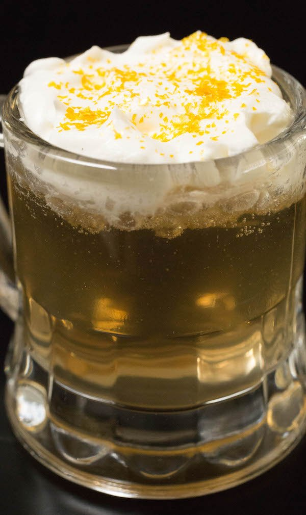 Butterbeer Shot Recipe