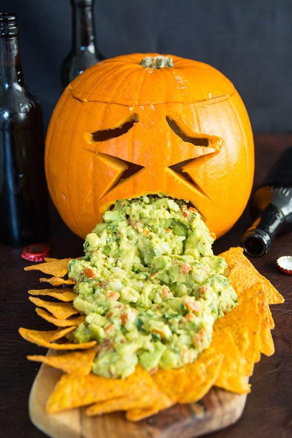 Puking Pumpkin Recipe