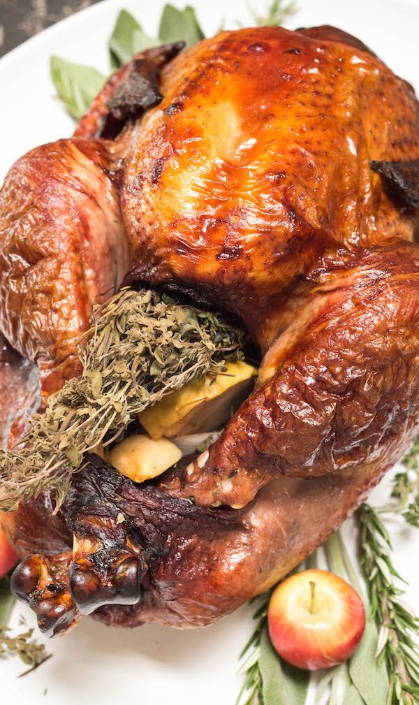 How To Make Red Wine Turkey