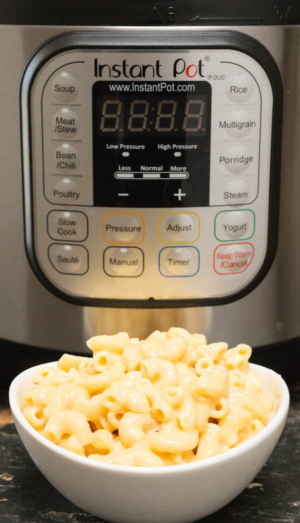 Instant Pot Mac & Cheese