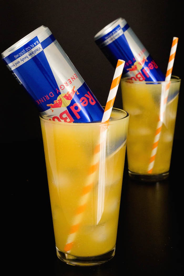 Red Bull Vitamin C Recipe