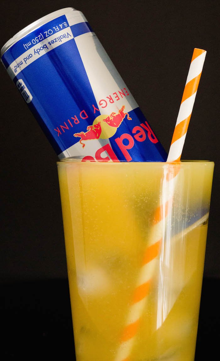 Red Bull Vitamin C Drink